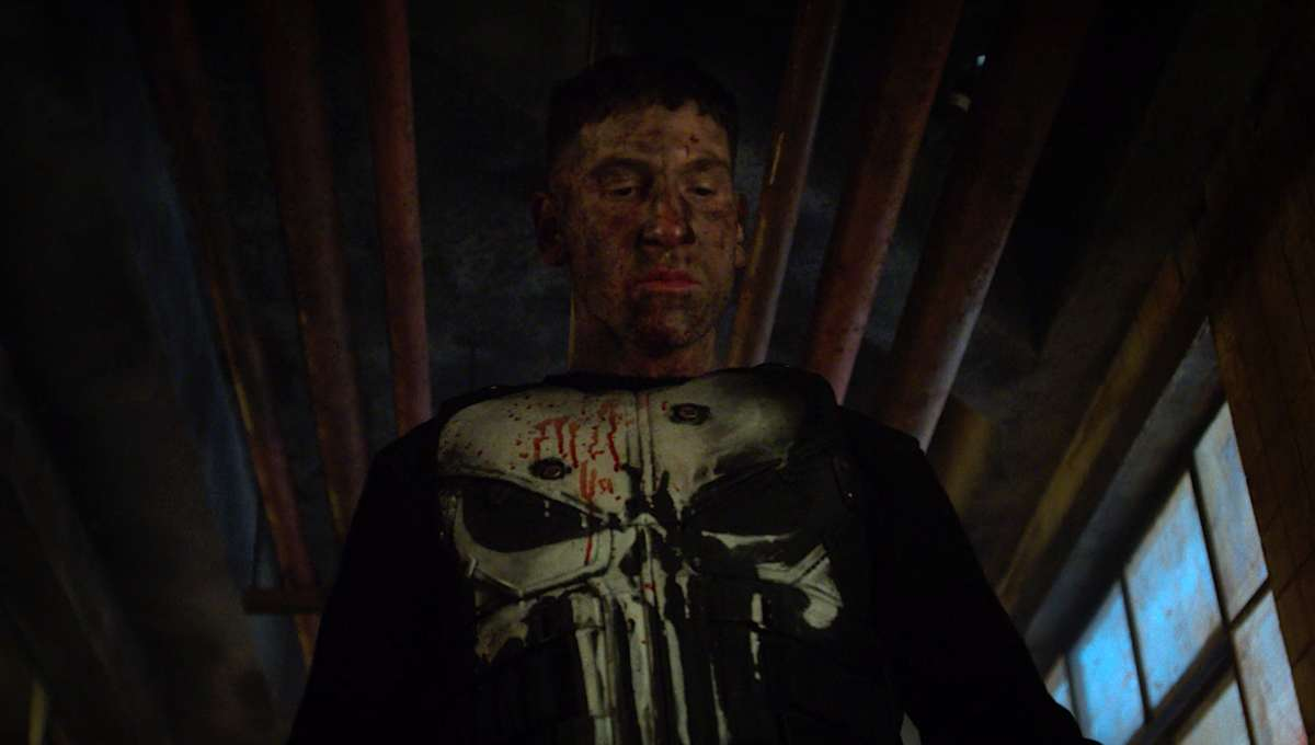 The Punisher via Netflix official trailer 2018