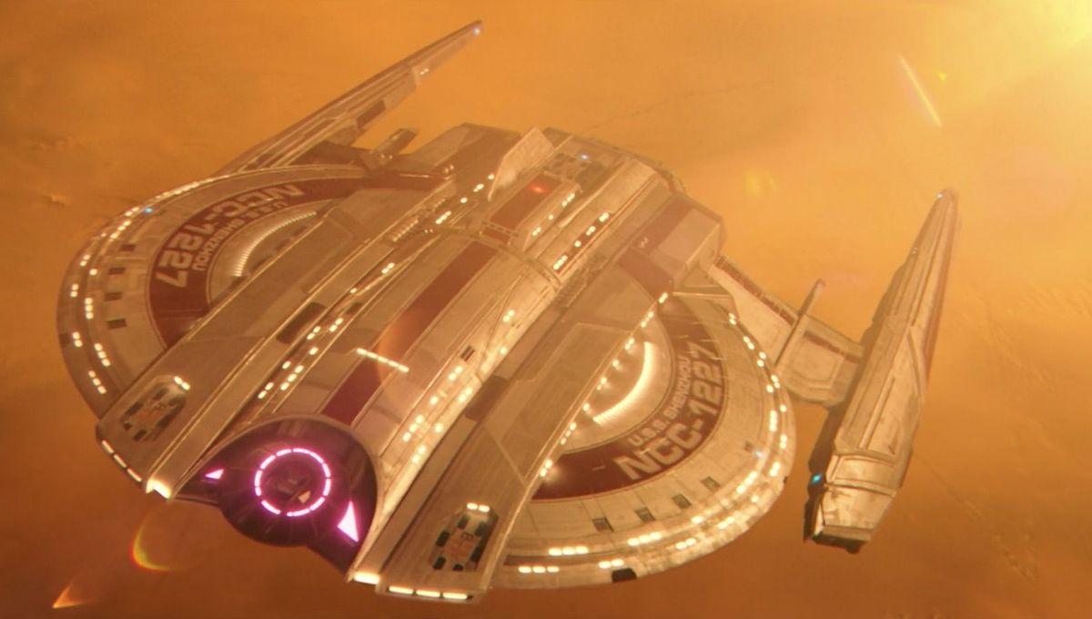 USS Shenzhou cbs