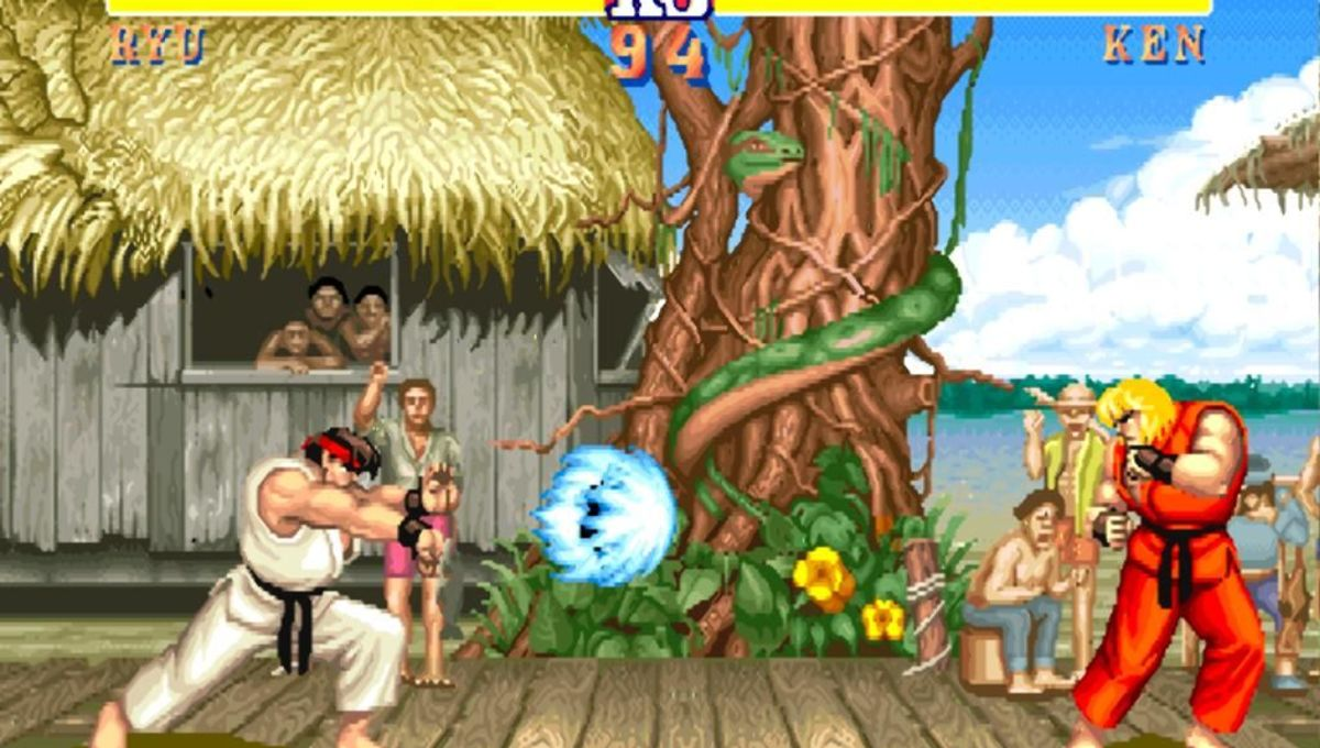 Chosen One Of The Day The Real Mvps Of Street Fighter