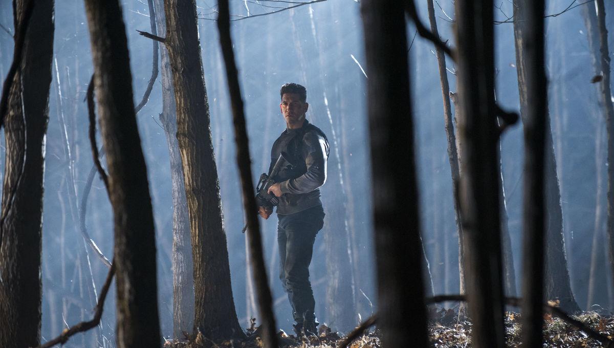 Jon Bernthal Frank Castle The Punisher Season 2 Netflix