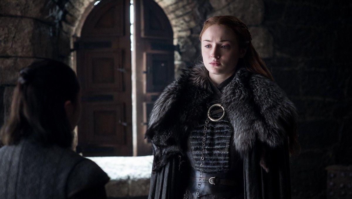 Sansa Stark Sophie Turner Game of Thrones Season 7 HBO
