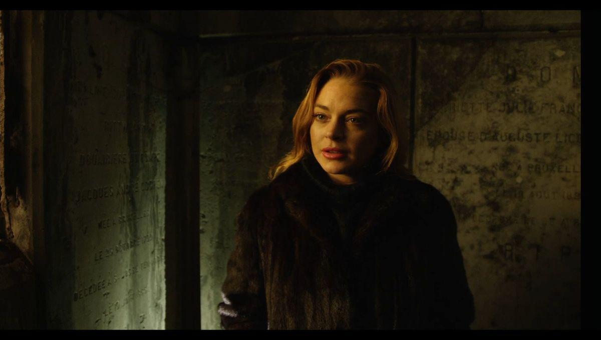 Lindsay Lohan in Among the Shadows