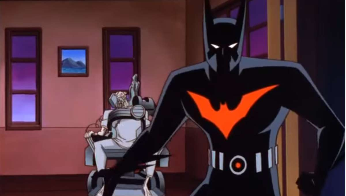 Batman Beyond YouTube screenshot