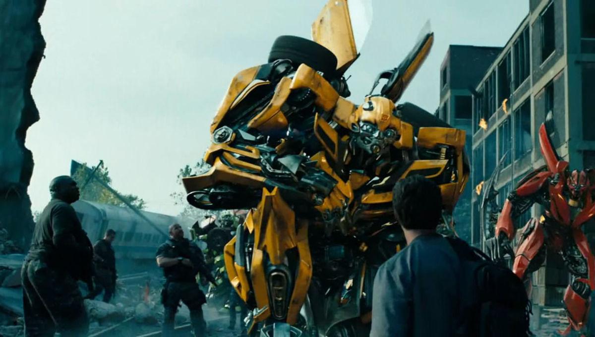 Transformers 2007 Bumblebee