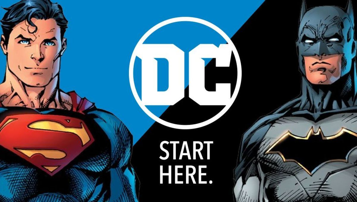Comixology DC Comics