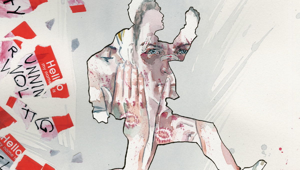 Fight Club 3 #1 cover