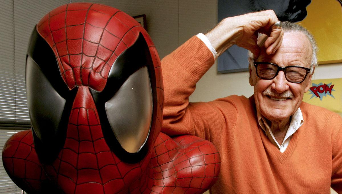 Stan Lee Marvel Spider-Man
