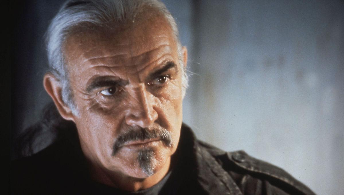 Sean Connery Highlander II: The Quickening
