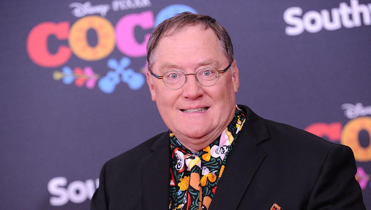 John Lasseter Pixar