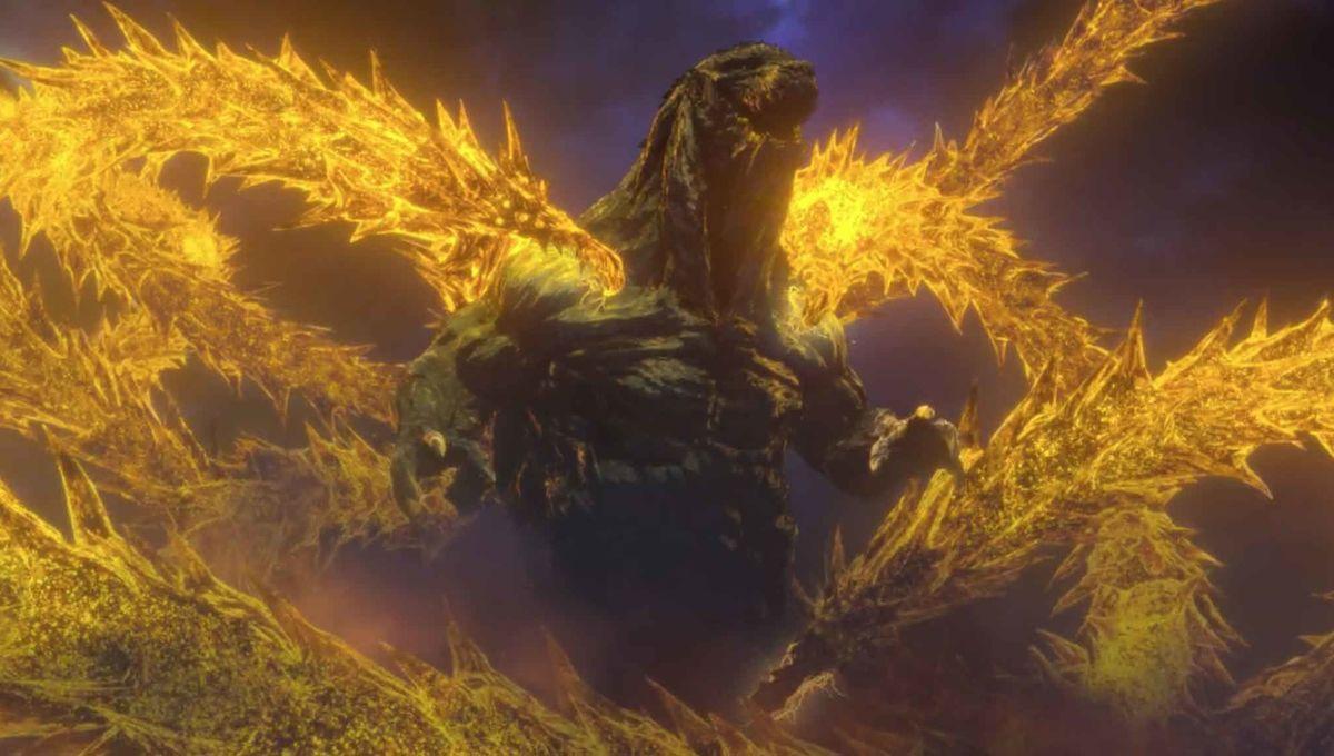 Godzilla Planet Eater Hero