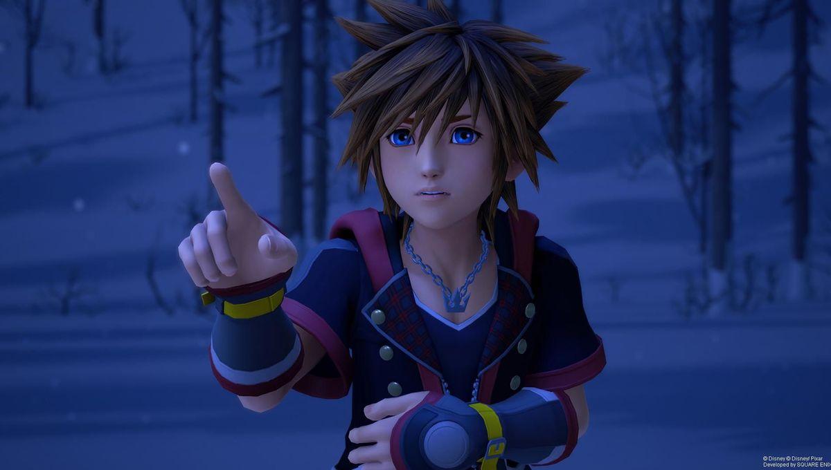 Kingdom Hearts III via official website 2019