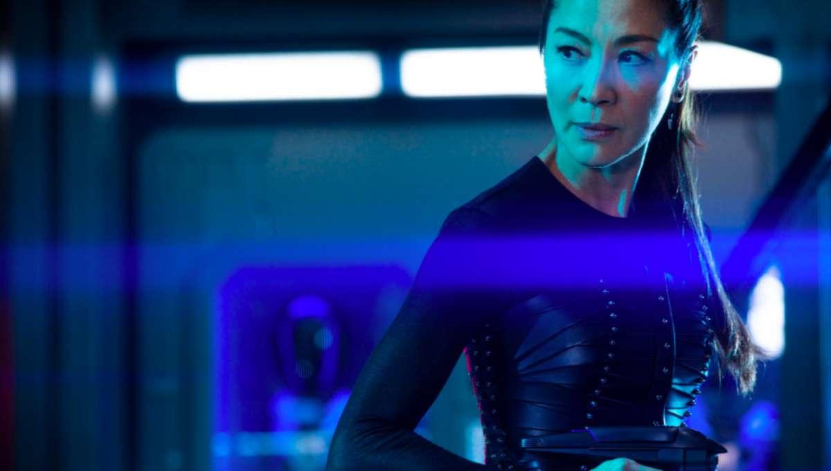 Michelle Yeoh Star Trek CBS