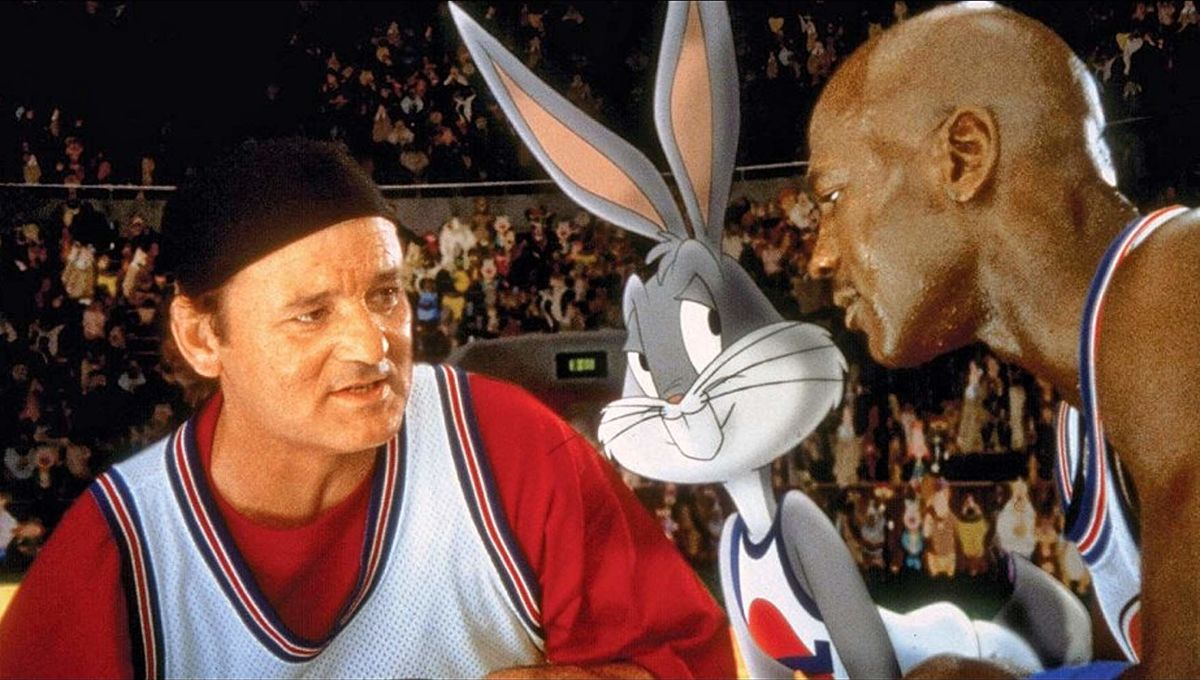 Space Jam Looney Tunes