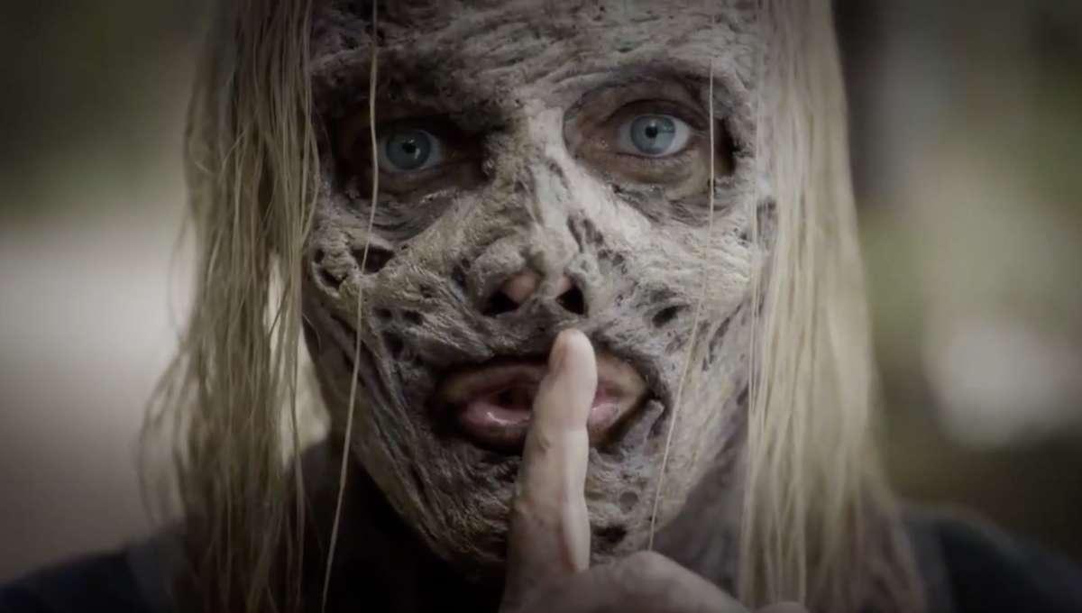 Alpha from The Walking Dead Season 9