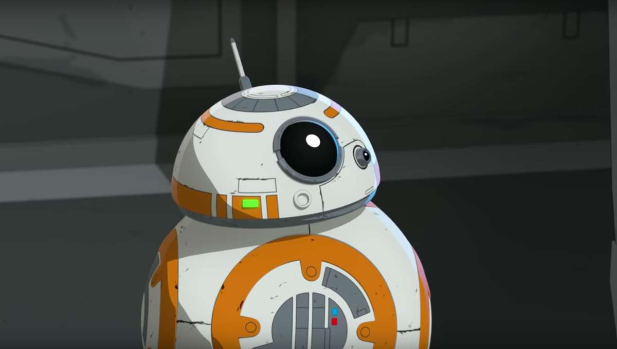 BB-8 Star Wars Resistance