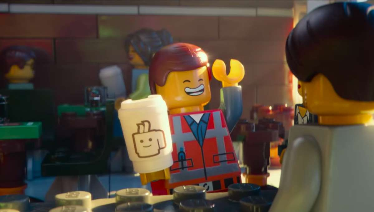 The Lego Movie Chris Pratt