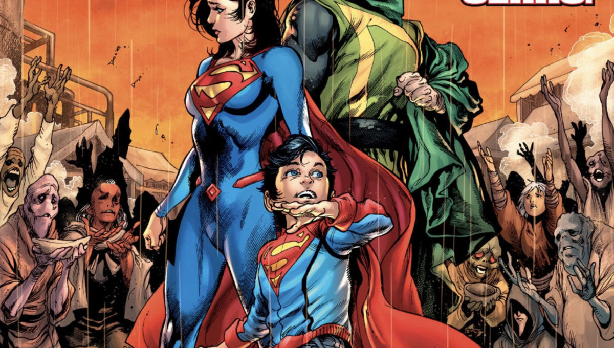 Superman #7 cover