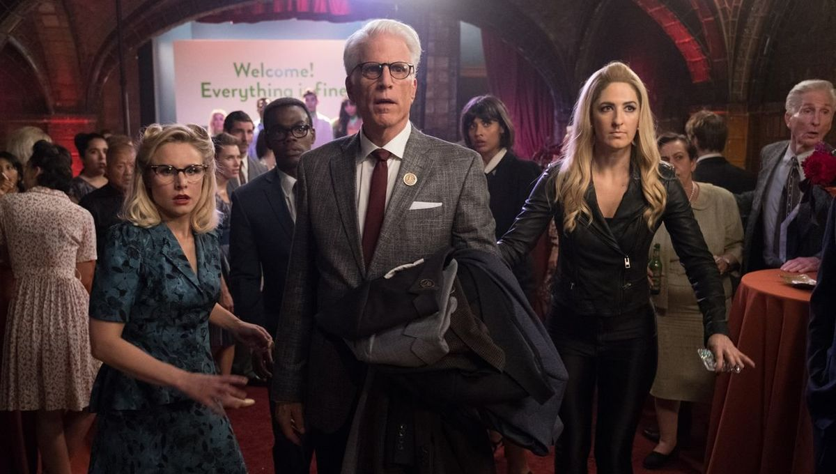 The Good Place via official website 2019