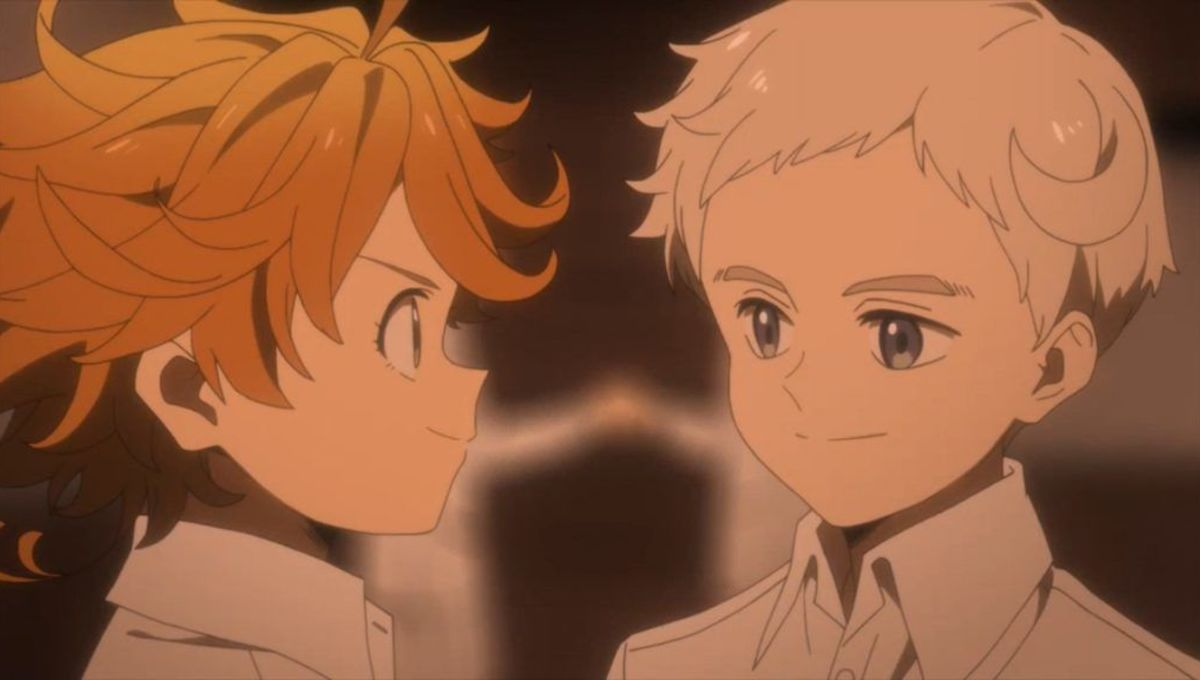 The Promised Neverland: Making A Plan