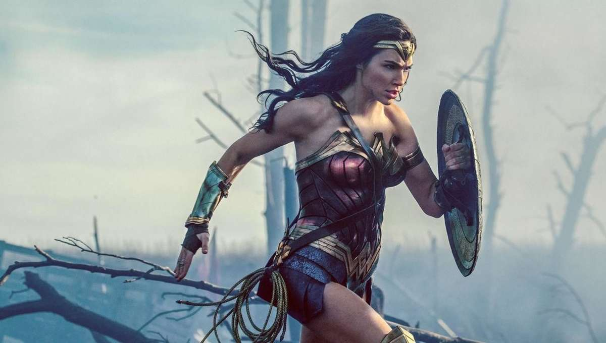 Wonder Woman No Mans Land