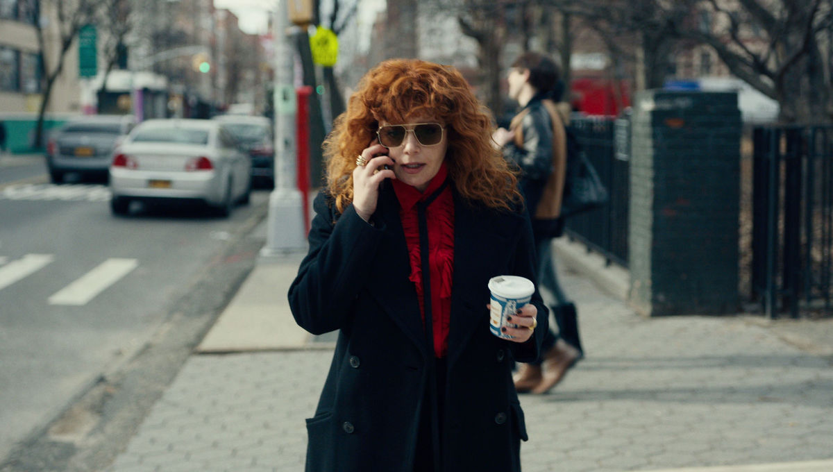 Natasha Lyonne in Russian Doll (Netflix)