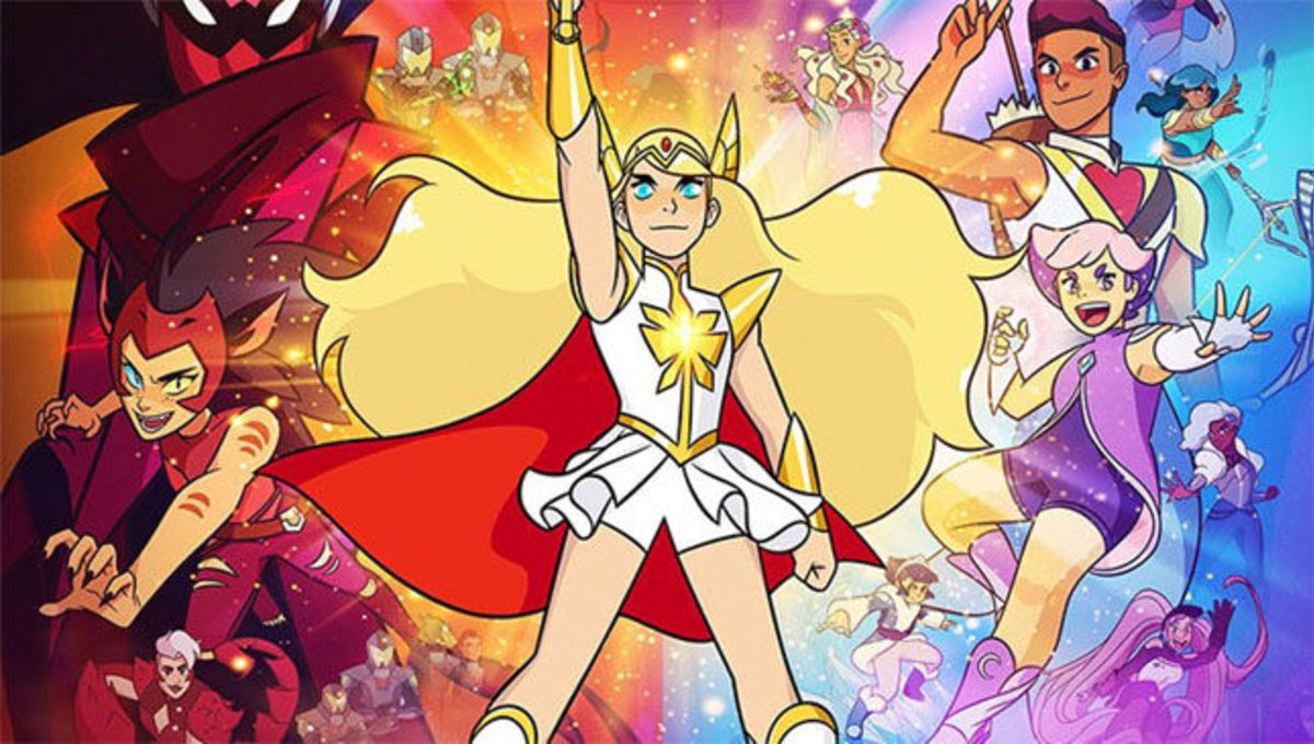 2 She-Ra and the Princesses of Power