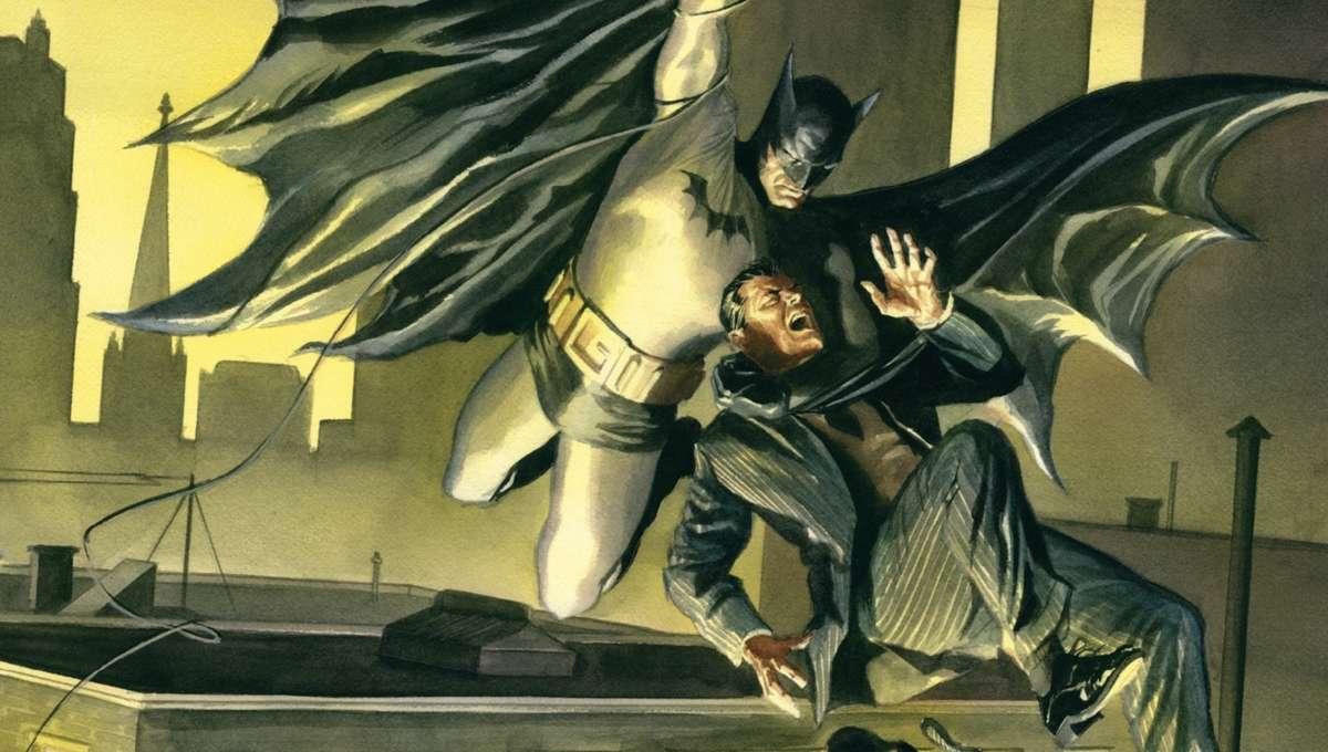Alex Ross Batman Hero