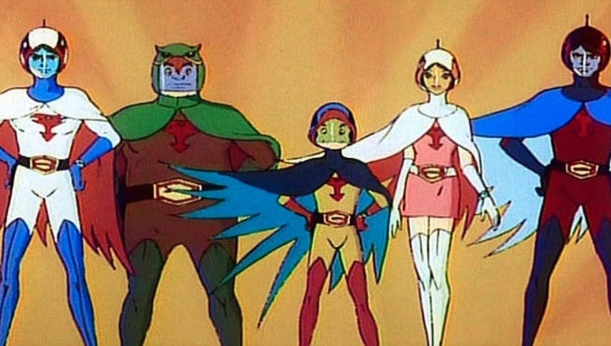 Battle Of The Planets The Show That Introduced 70s Kids In The