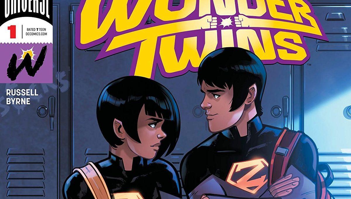 Wonder Twins #1 DC Comics