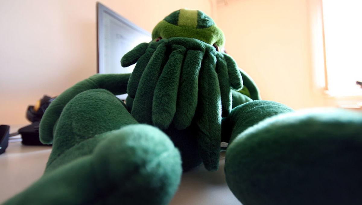 Cuddly Cthulhu Toy Wikimedia Commons