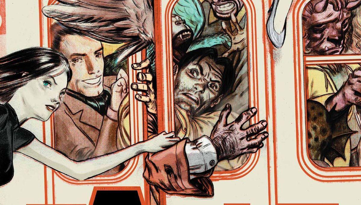 Fables Vertigo Comics