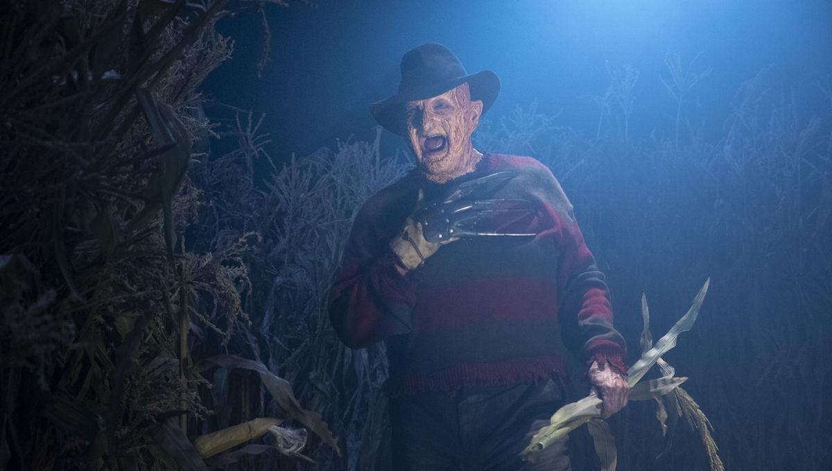 Freddy Krueger Getty