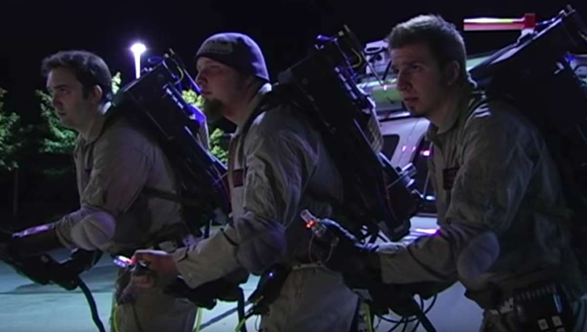 Ghostbusters Fan Films