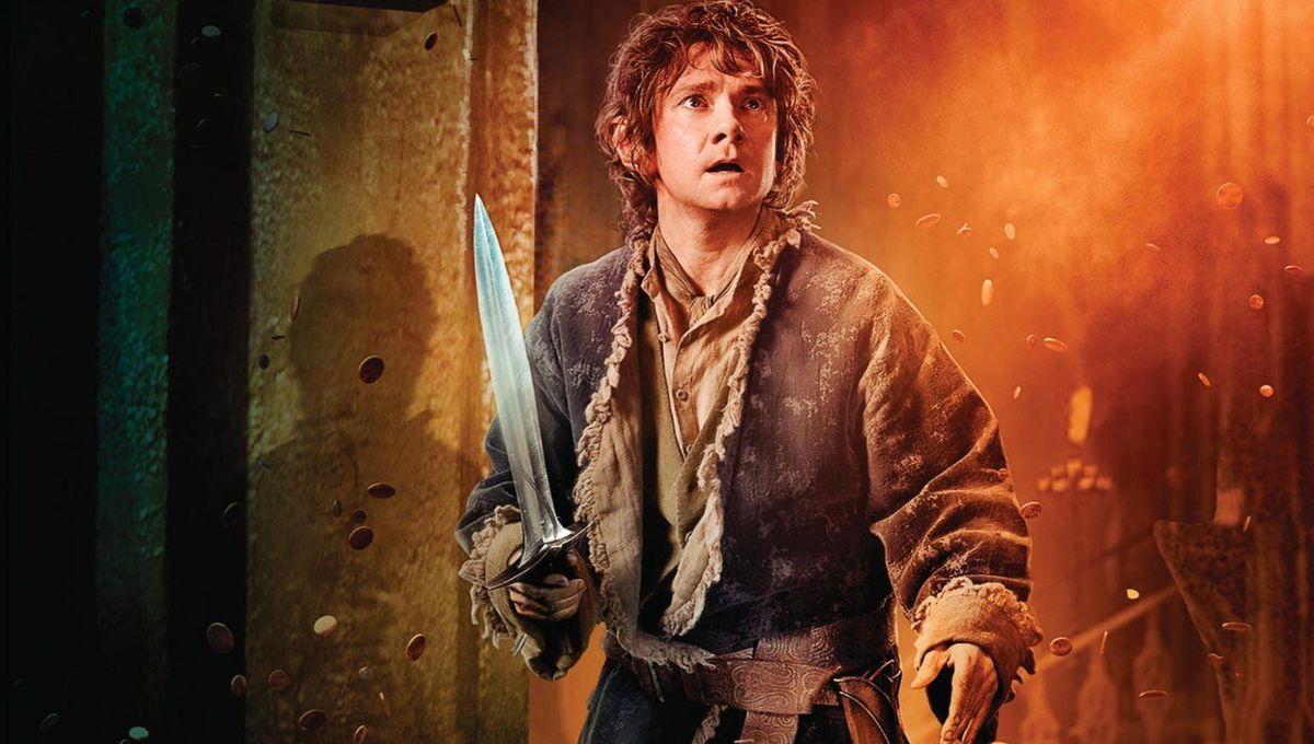 Hobbit LOTR box cover via Warner Bros site 2019