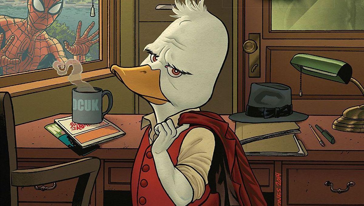 Howard the Duck comic