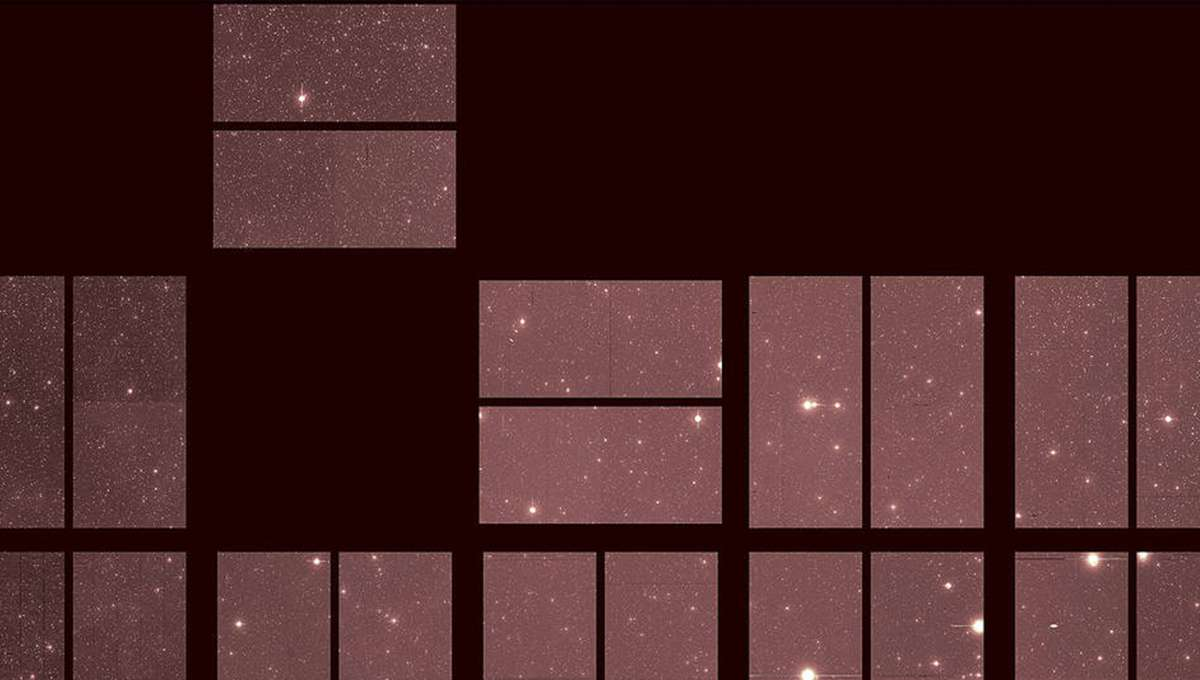 Kepler's final image