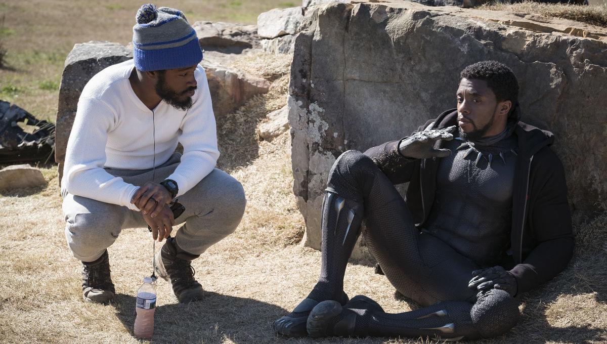 Black Panther Ryan Coogler Chadwick Boseman