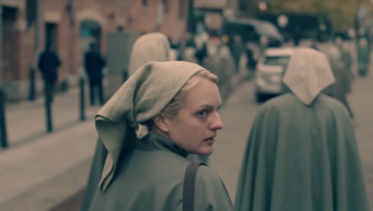 Elisabeth Moss The Handmaid's Tale Season 3 Hulu