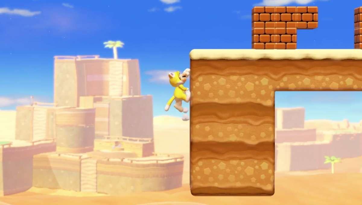 Super Mario Maker 2 screengrab