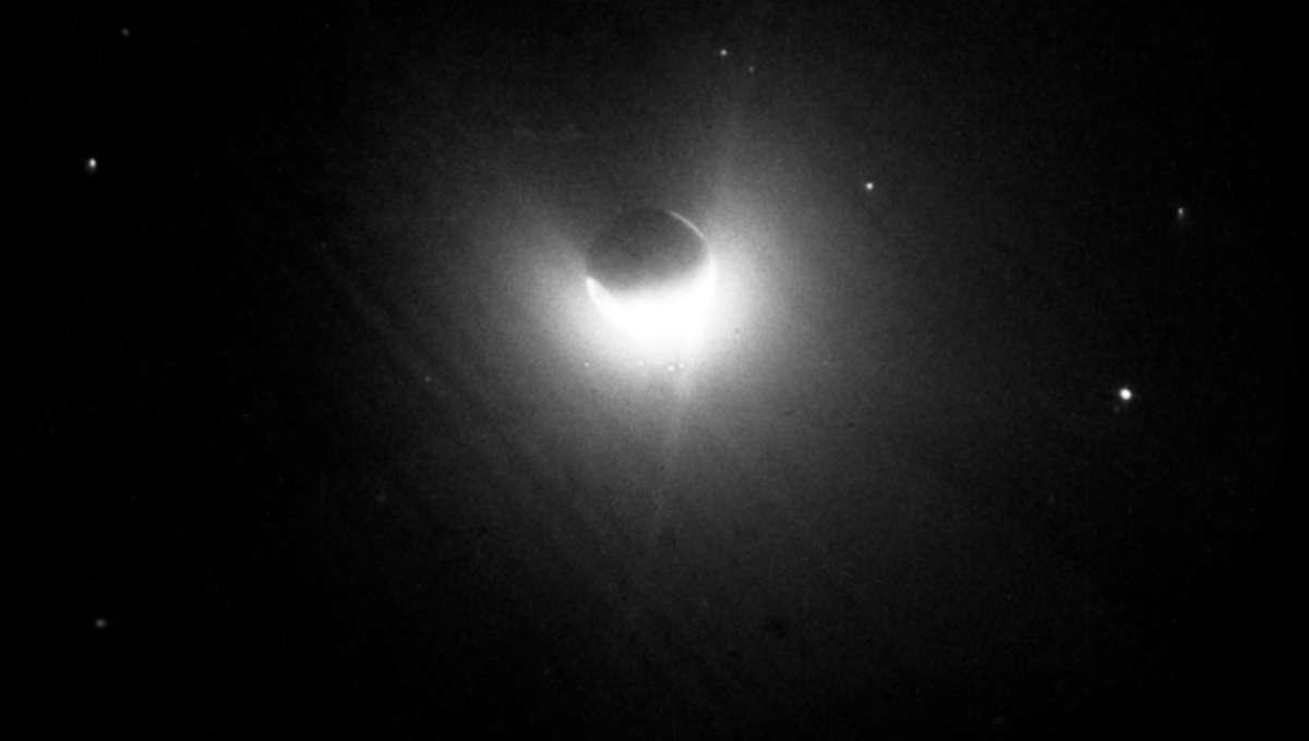 NASA image of Earth's geocorona