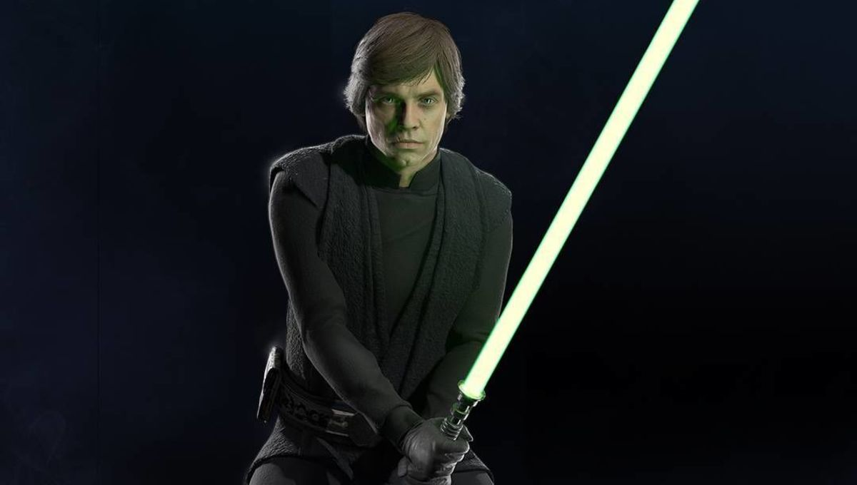 Luke Skywalker Battlefront II
