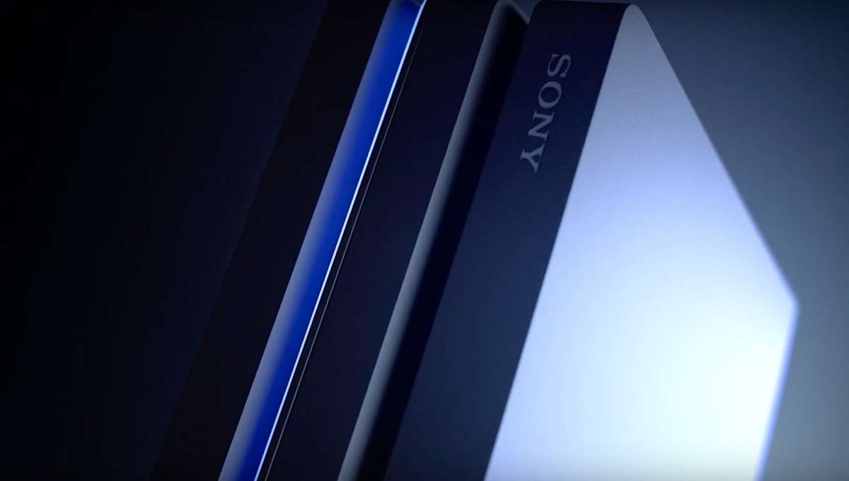 Sony PlayStation 4 Pro via official YouTube 2019