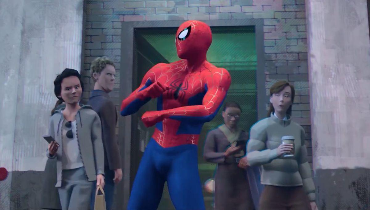 SpiderverseDance