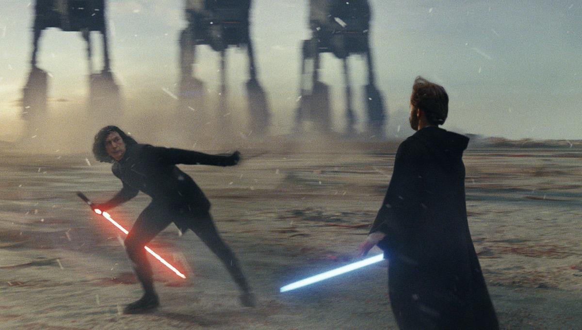 The Last Jedi Crait duel via official site 2019