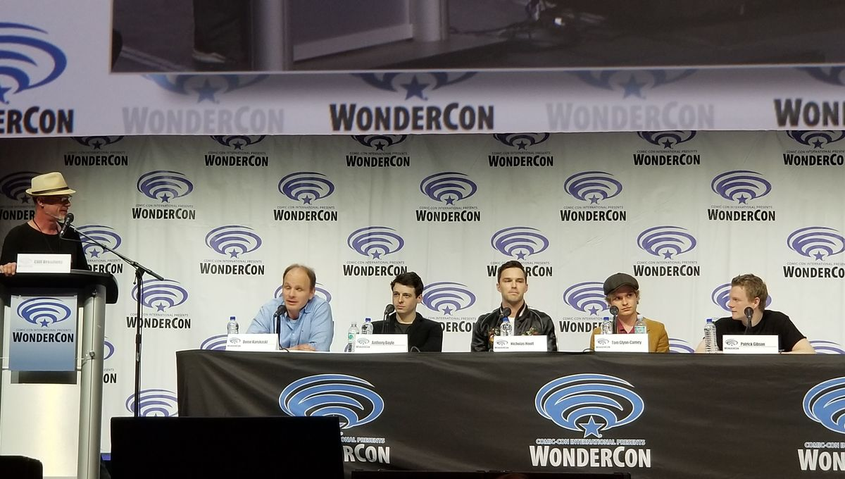 Tolkien Panel at Wondercon 19