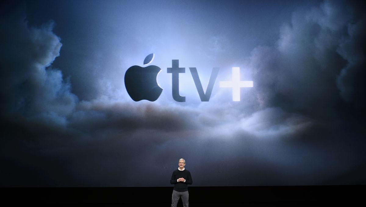 Apple streaming Tim Cook TV