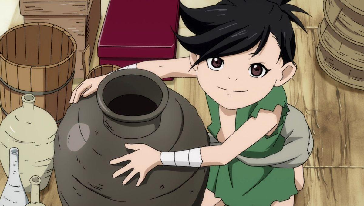 Dororo - Dororo With Pot