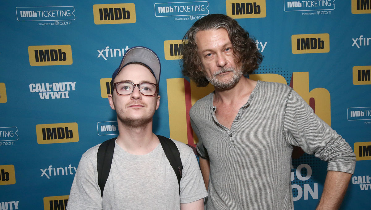 Griffin Newman and Ben Edlund