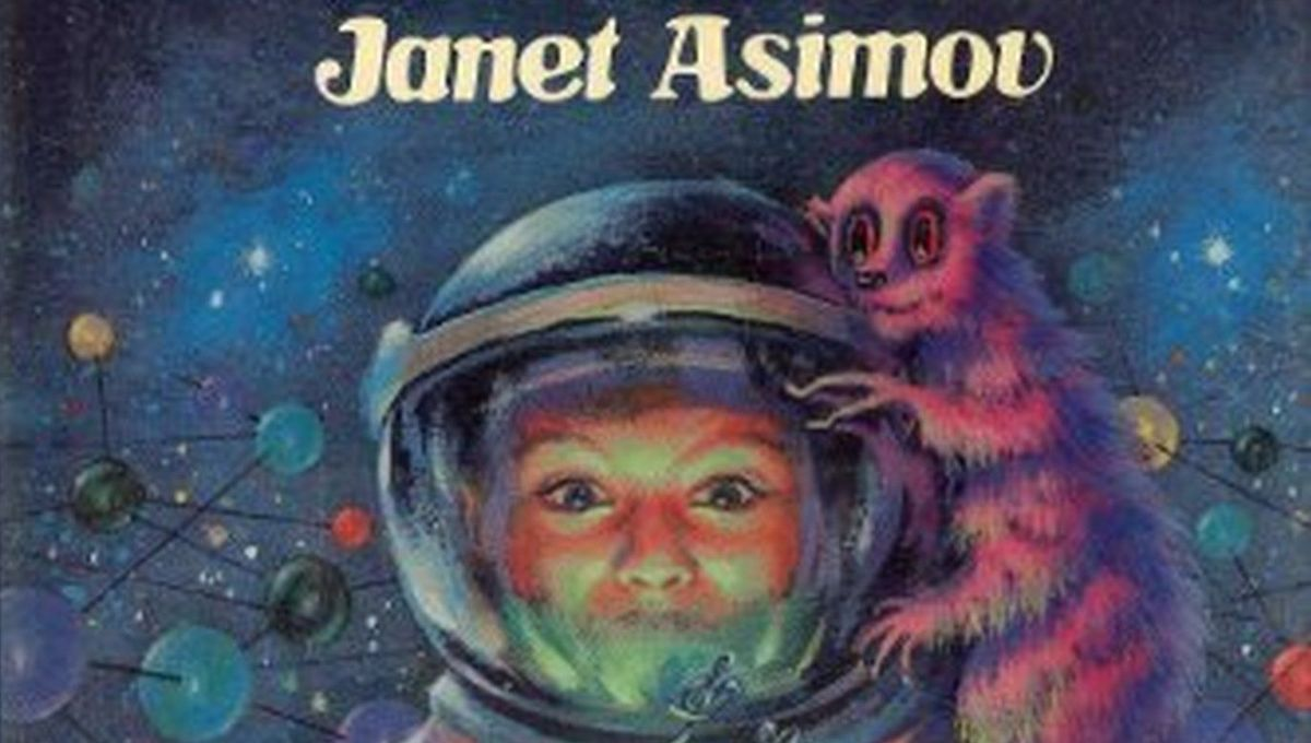 Janet Asimov Hyperspace