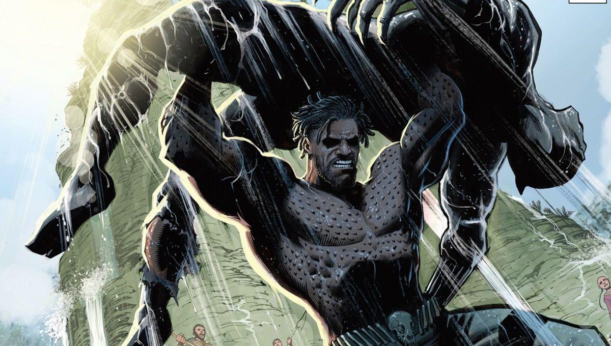 Killmonger comic
